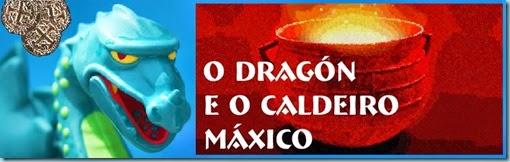 O dragón e o Caldeiro Máxico