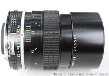 Nikon_135mm_focus