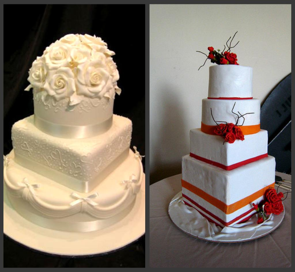 Walmart Bakery Wedding Cakes: Sophonie's Blog: I Found These At Wal-Mart In