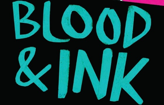 Stephen Davies Blood & Ink review