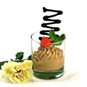 Chocolate moose by Simon Lambert - Food & Drink Ingredients