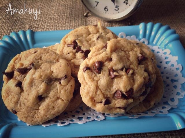 Cookies-chocolate-receta-caseras