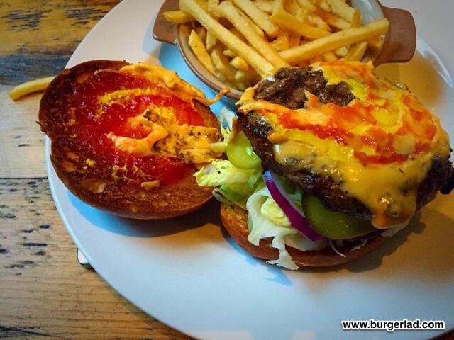 The Ship Wandsworth Burger