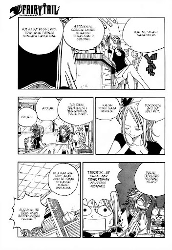 Komik Fairy Tail Online 25 page 3