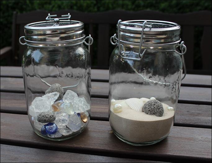 00 Sonnenglas Kristalle Glassteine Muscheln Sand