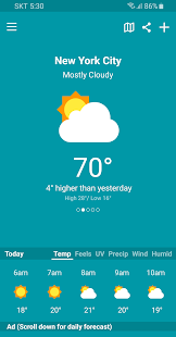 Weather AI - Accurate & Intuitive