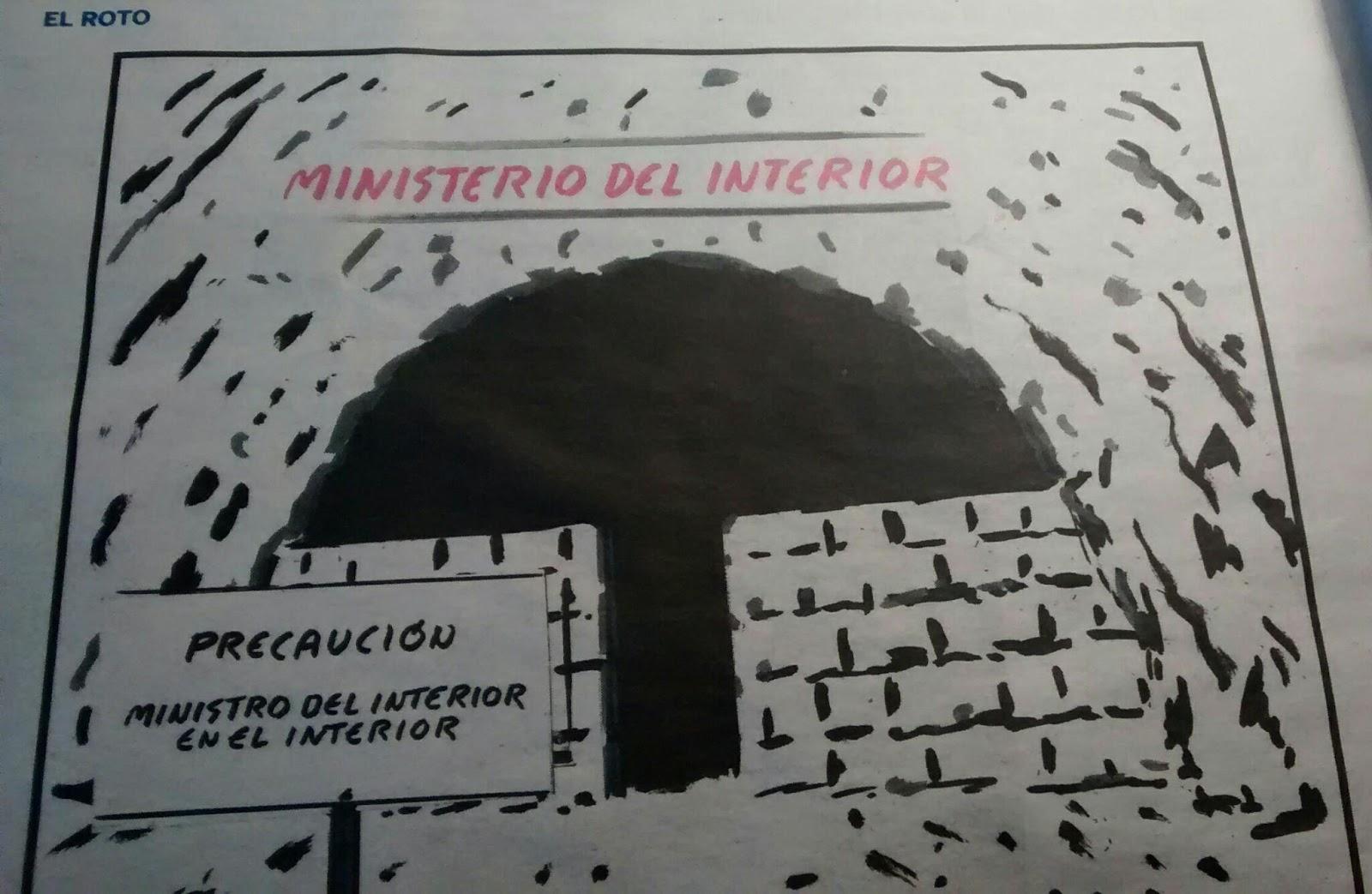 Todo es casi posible ministerio del interior de espa a for Ministerio del interior espana