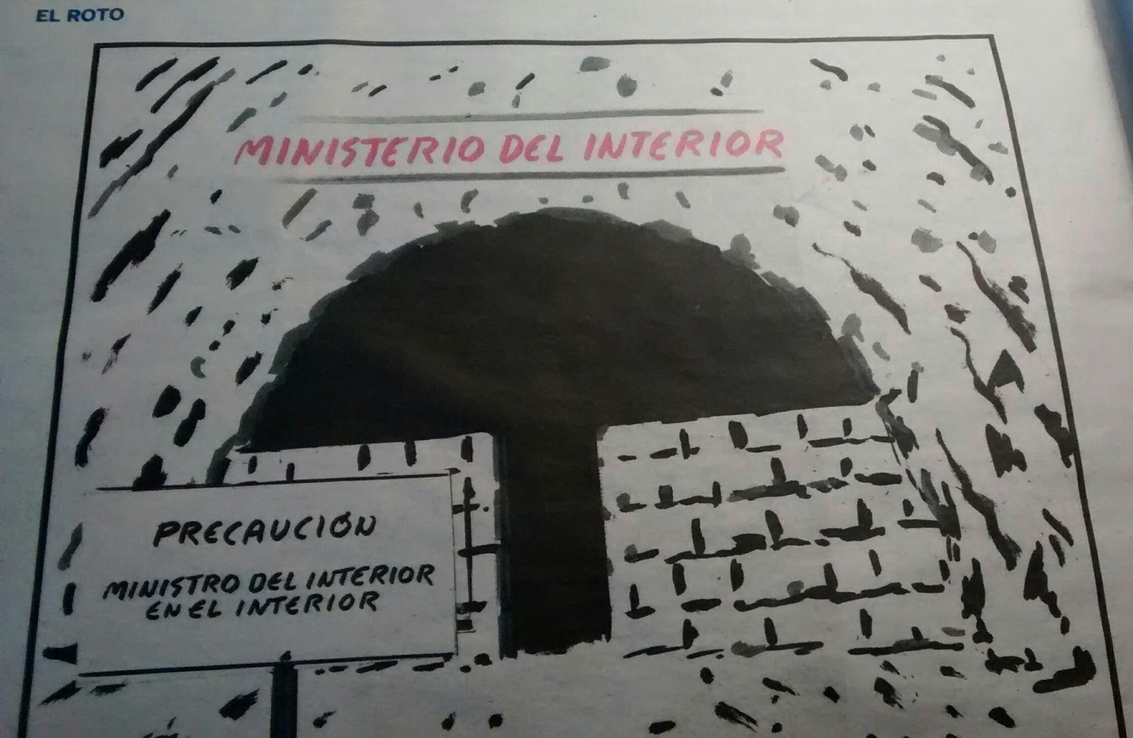 Todo es casi posible ministerio del interior de espa a for Notificacion ministerio del interior