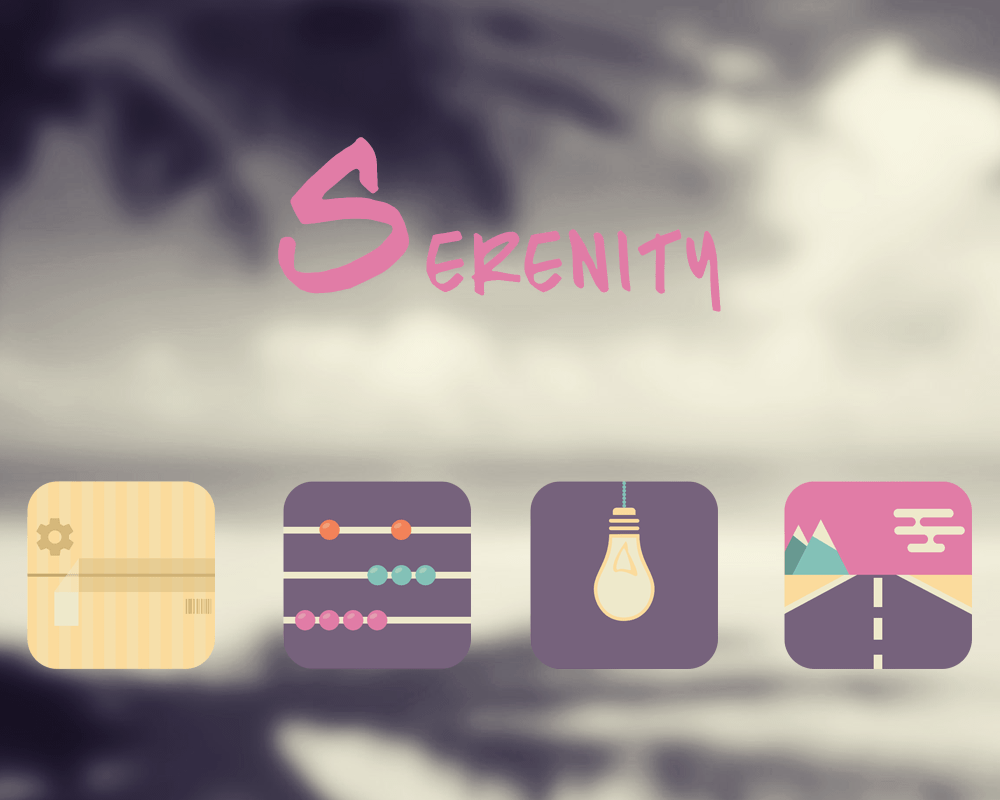 Serenity Icon Pack Screenshot 4