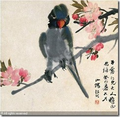 ren-yi-ren-bonian-jen-yi-1840-parrot-perching-on-a-flowering-1950533