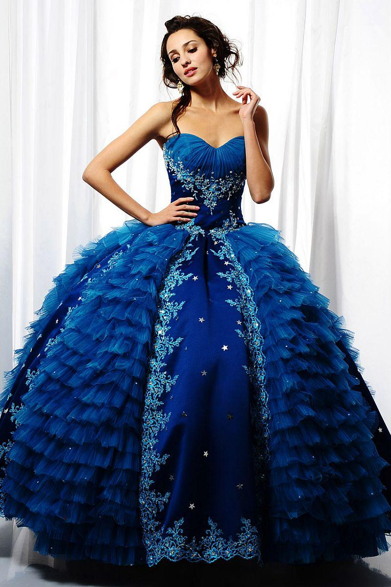 Ball Gown Sweetheart Neckline