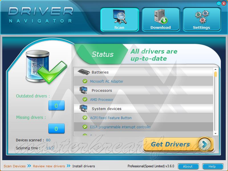 Driver Navigator 3.6.0