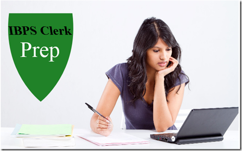 IBPS Clerk Preliminary Question paper PDF Set 7