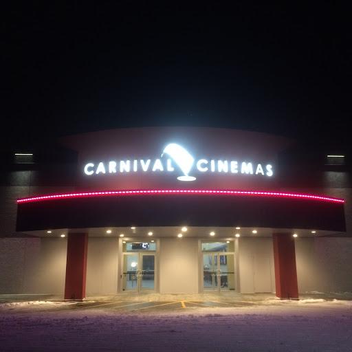 Carnival Cinemas Red Deer, 5402 47 St, Red Deer, AB T4N 6Z4, Canada, Movie Theater, state Alberta