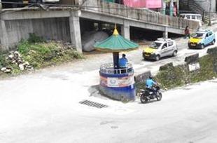 Street life Gangtok