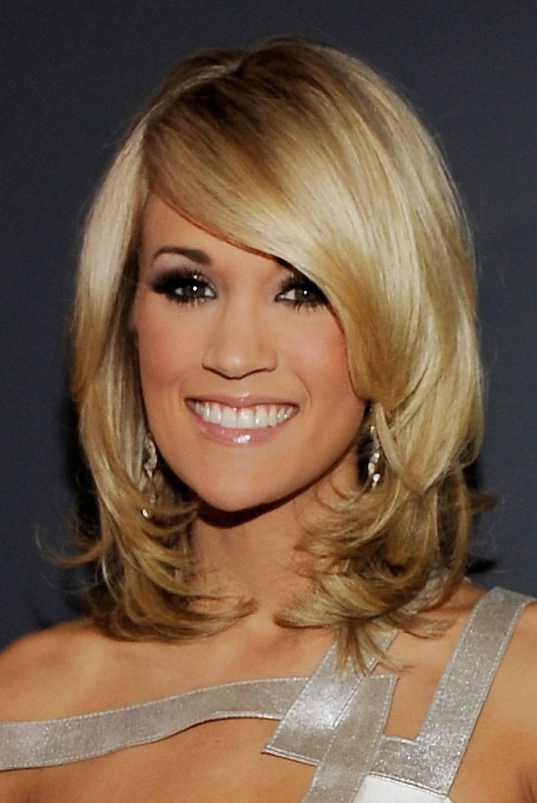 Lameeka s blog carrie underwood s hairstyles