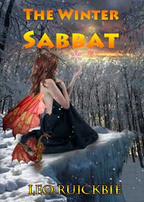 Cover of Leo Ruickbie's Book The Winter Sabbat