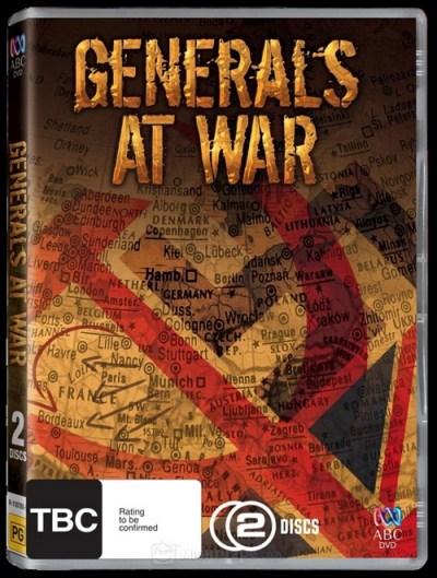 Wojna Genera³ów / Generals At War (2009) PL.TVRip.x264 / Lektor PL