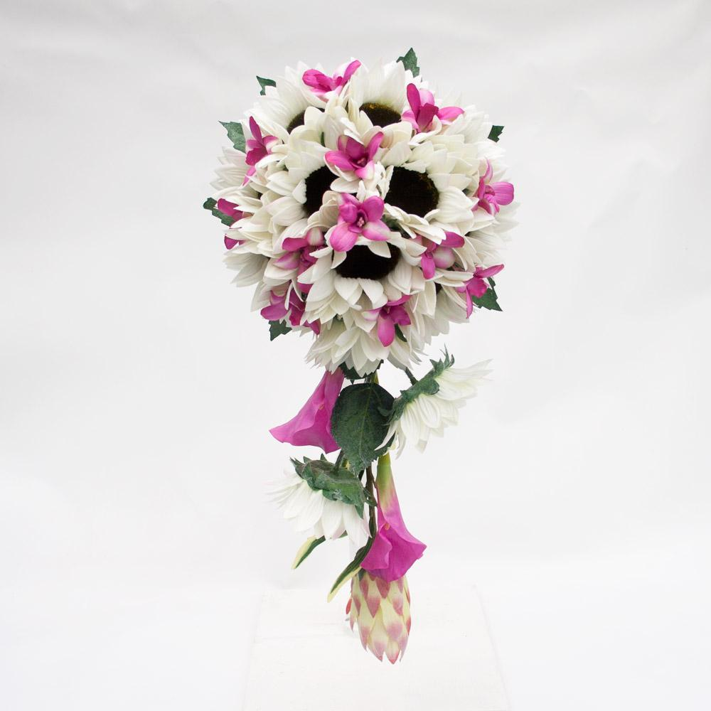 Bridal bouquet measures approx