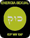 Energia Sexual em Hebraico