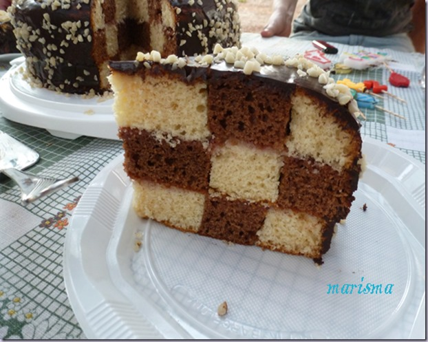 tarta damero racion copia