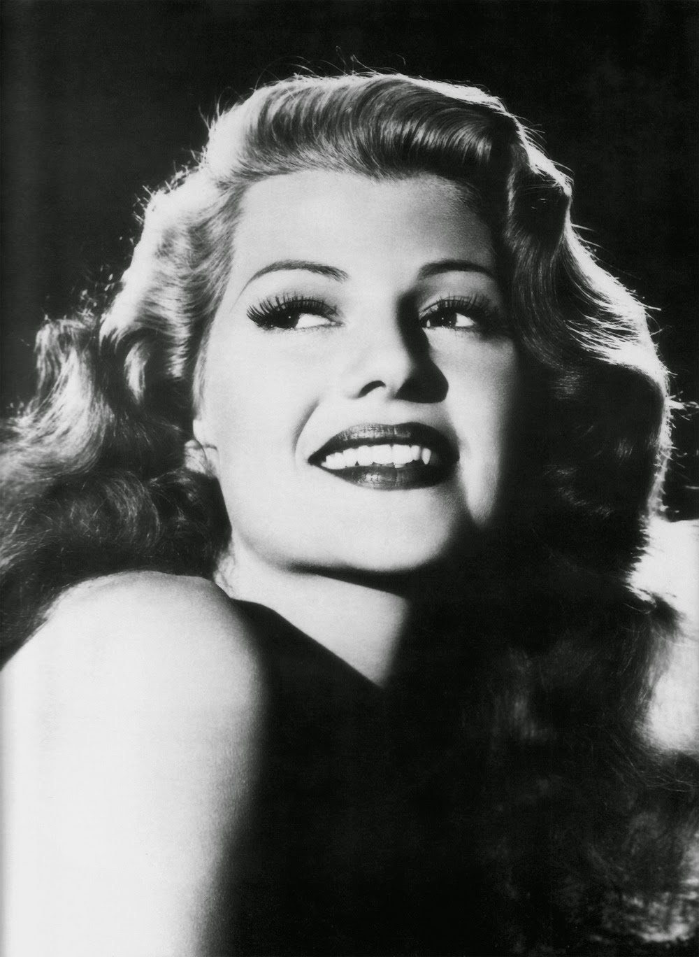 Rita hayworth porn video