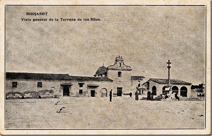 ca 1920 los silos