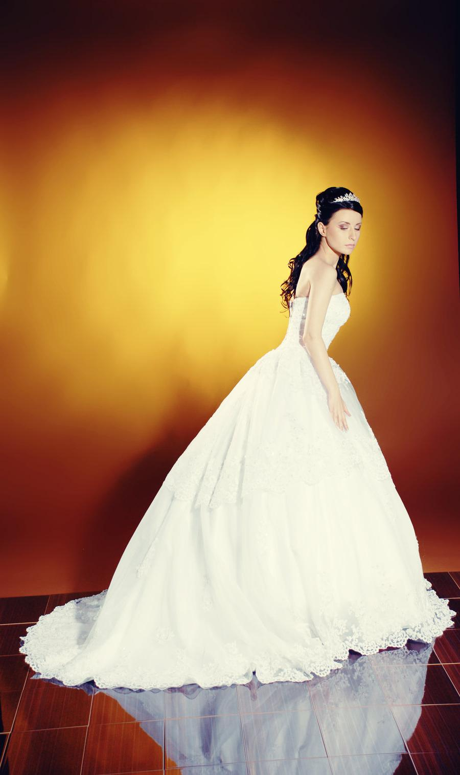 bride wedding dress stock 12