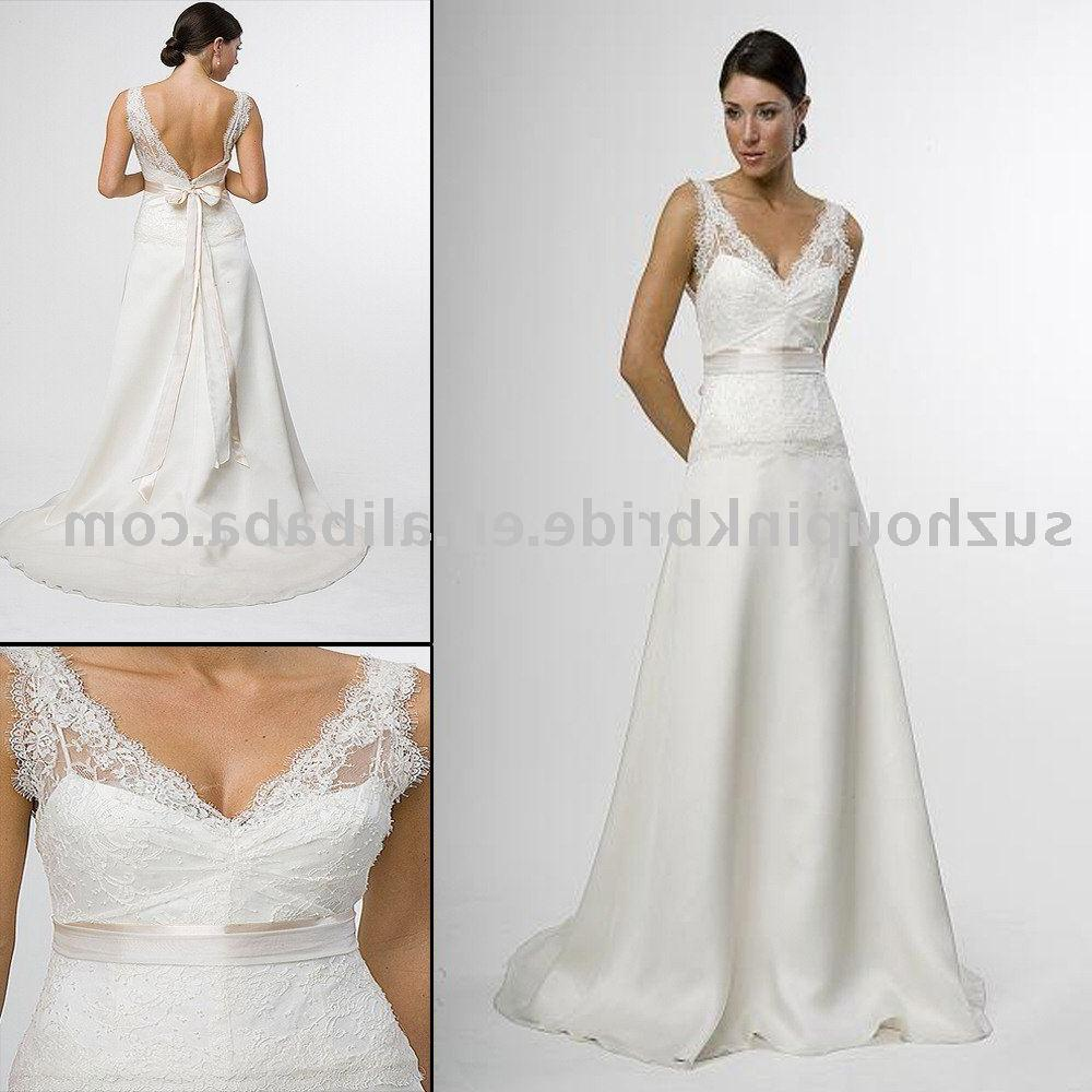 2010 New -Arrival lace wedding dress