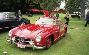2001.09.08-149.18 Mercedes 300 SL 1955