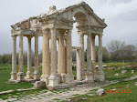 Aphrodisias Antique City - Temple to Aphrodite