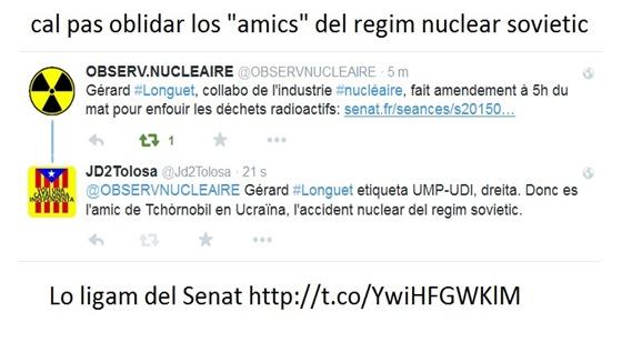 Amics del regime sovietic nuclearista
