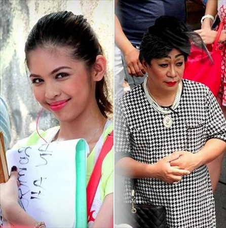 Yaya Dub and Lola Nidora
