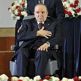 Bouteflika : le président qui ne reçoit pas les Algériens !!!