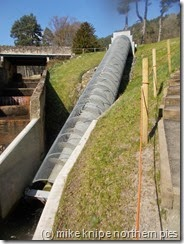 hydro electric archimedes screw