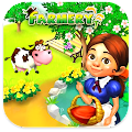 Farmery - Nong trai happy farm APK for Bluestacks