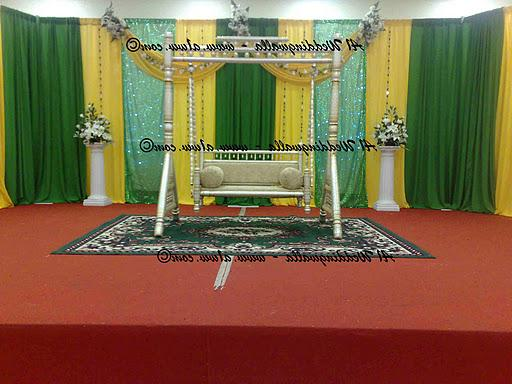Mehndi Events decor - www.a1ww.com. Tags: wedding stage Backdrops Wedding