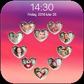 love keypad lock screen APK for Bluestacks