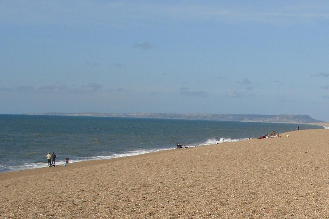 Chesil Beach, Dorset