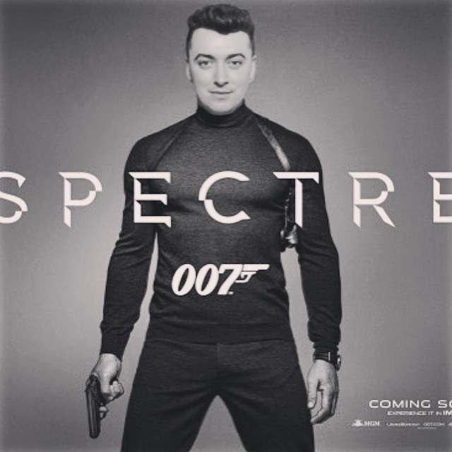 Sam Smith to Sing the New James Bond: SPECTRE Theme Song
