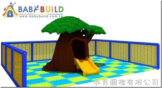BabyBuild 室內兒童遊戲設備設計圖