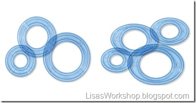 CCS circles & ovals are BACK!  CCS Blog Hop @ Lisa's Workshop
