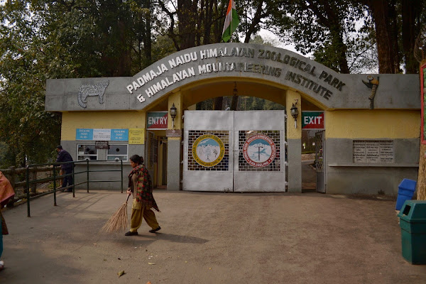 дарджилиг зоопарк