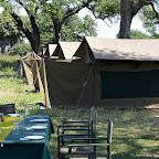 Camp Zambezi, Zelte © Foto: Ulrike Pârvu | Outback Africa Erlebnisreisen