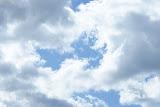 Wolkenpartij.