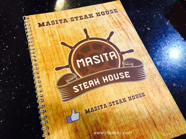 Blog Nisakay - Masita Steak House 1