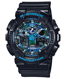 Casio G Shock : GA-100CB