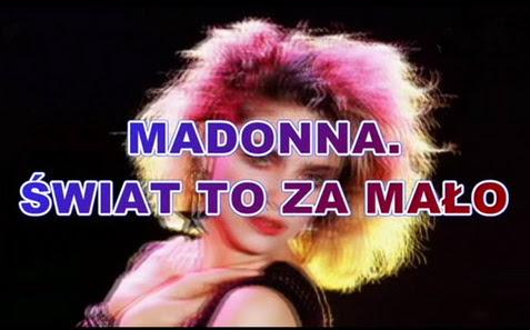 Madonna ¶wiat to za ma³o / Qui est vraiment Madonna? (2011) TVRip.XviD / plsub