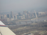The St Louis Arch from our plane 03192011a