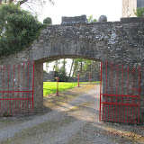 From outside the old Gate